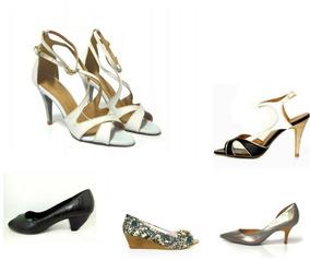 2a69a38e8d Sapato De Couro Feminino Para Revenda - Calçados