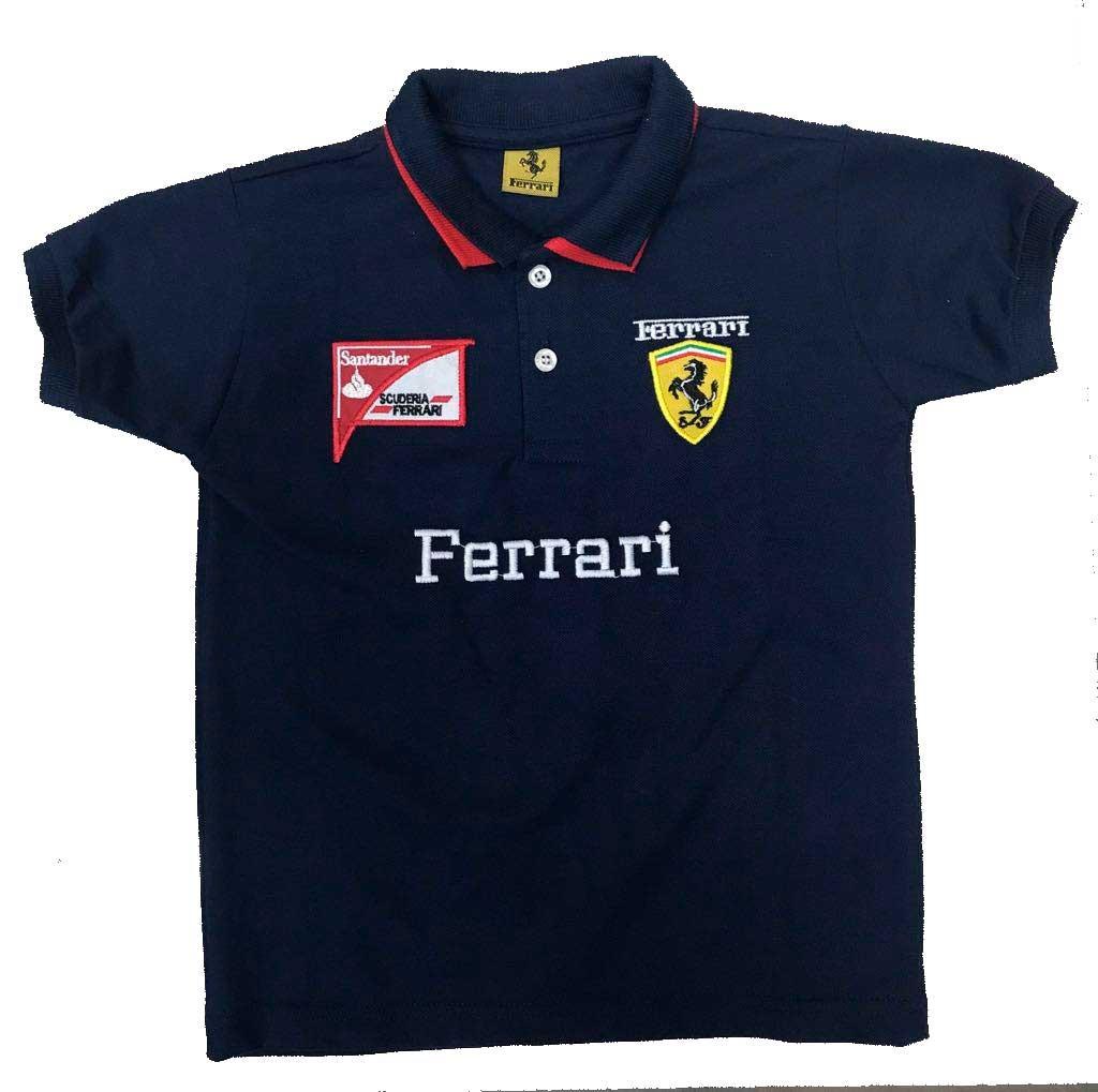 kit 5 polo camisas camisetas infantil e juvenil menino.1ao16. Carregando  zoom. bfca37f2823