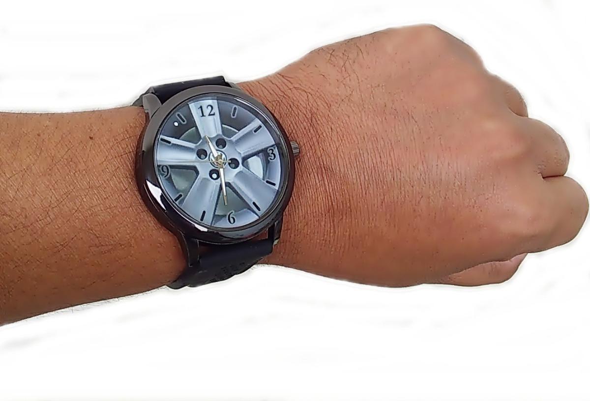 a0a4697c8b3 kit 5 relógios esportivos roda carro atacado revenda pulso. Carregando zoom.