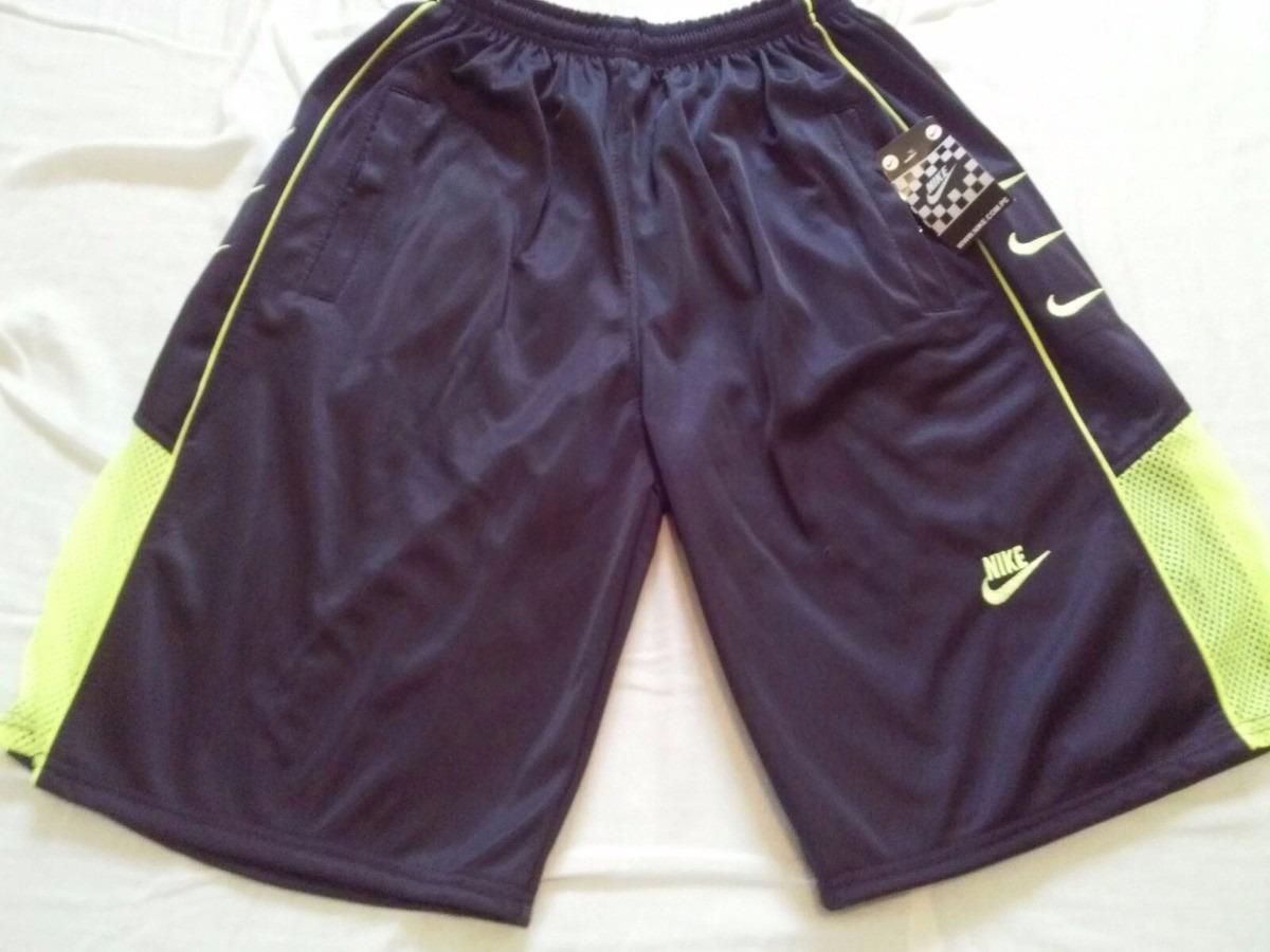 Kit 5 Shorts Nike Masculino Bermuda Bolsos C zíper  Promoção - R ... 0a1a58bc78443