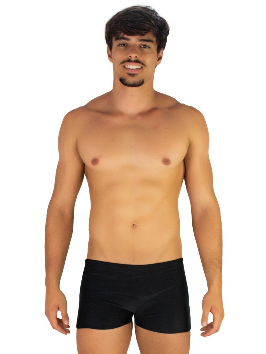 52f077feea0efc Kit 5 Sunga Masculina Boxer Praia Short Adulto Poliamida