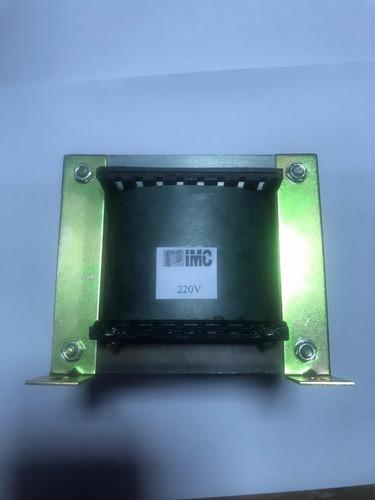kit 5 transformadores entrada 220v saídas 0-12v 0 - 24v 110