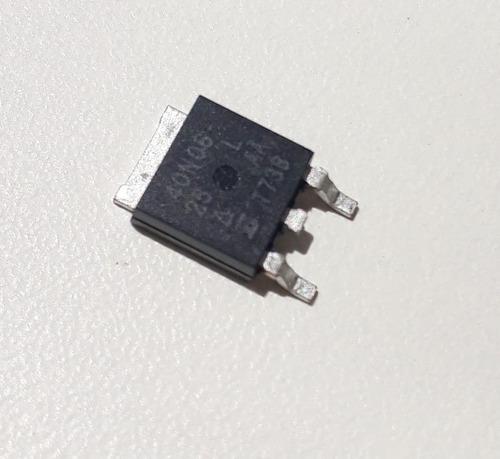 kit 5 transistores mosfet 40n06-25l 40n06 25 l original