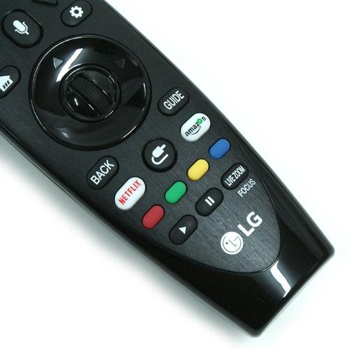 kit 5 un controles remoto smart magic lg an-mr18ba uk lk sk