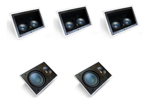 kit 5.0 caixa de embutir no gesso angulada aat