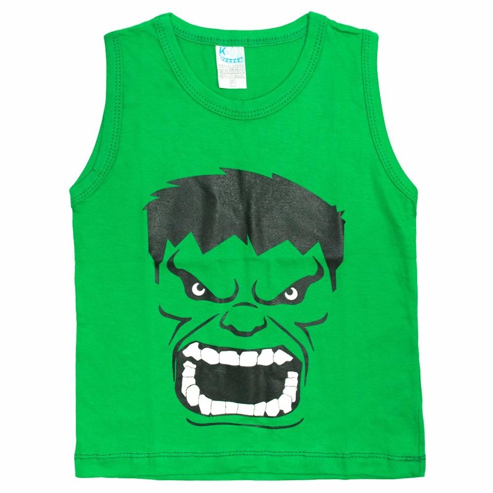 kit 50 camisa camiseta regata infantil homem de ferro batman. Carregando  zoom. bf200559f8d