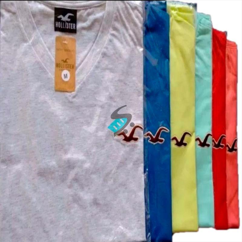 kit 50 camiseta camisa masculina de marca gola v top atacado. Carregando  zoom. bfa4d671b201a