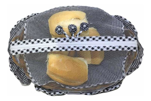 kit 50 cestas artesanais de pão*