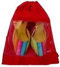 kit 50 saco sapato 33cmx40cm tnt (grátis 01 saco bota)