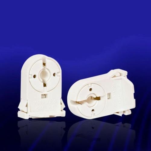 kit 50 soquete fluorescente antivibratorio redy 126