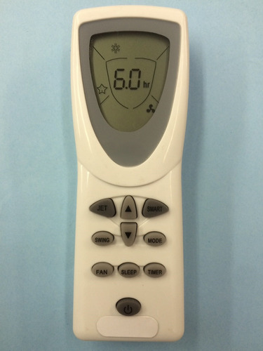 kit 5x controle remoto ar condicionado split consul