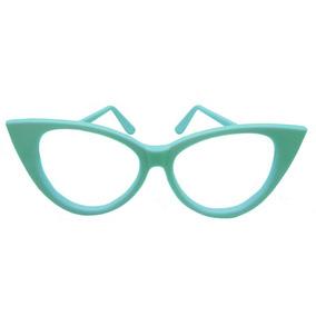 006178ba3 Oculos Gatinho Preto Anos 60 - Óculos no Mercado Livre Brasil