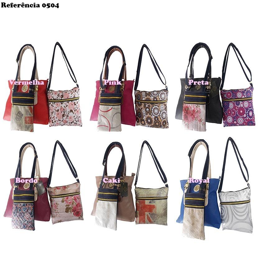 06ff01428 kit 6 bolsas femininas ótimo preço para revenda/ atacado. Carregando zoom.