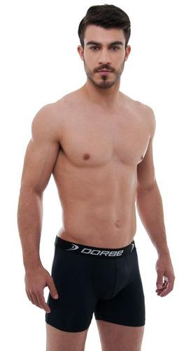 kit 6 boxer tamanhos especiais grandes dorbe microfibra.