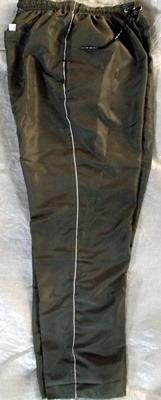 kit 6 calça em tectell/com cordão/regula cintura/ 3 bolsos