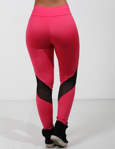 kit 6 calças legging fitness roupas atacado promo 8748