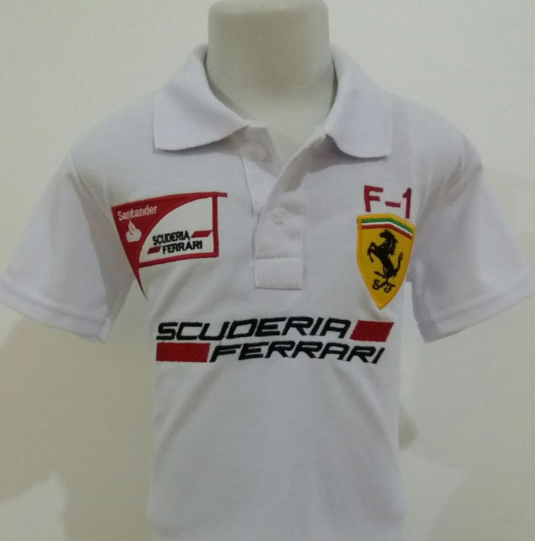 Kit 6 Camisa Polo Menino c6b1a8ae927