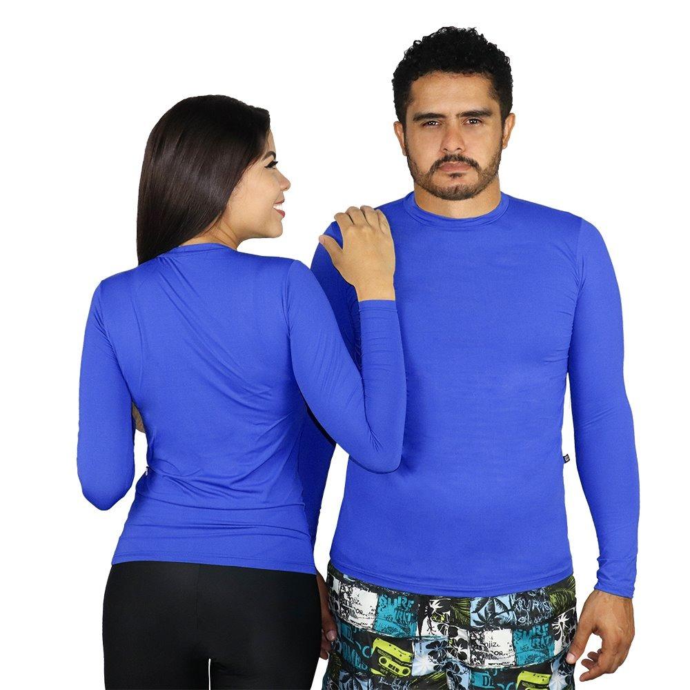 Kit 6 Camisa Termica 2° Pele Uv+50 Surf Praia Piscina - R  297 3b7874b38a1c6
