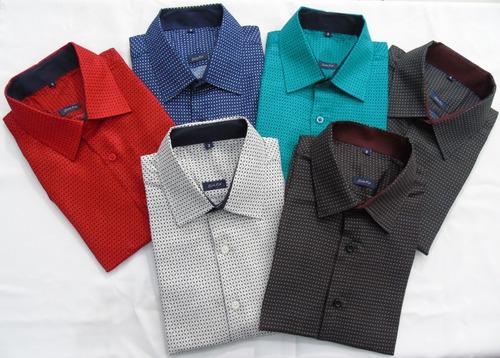 kit 6 camisas