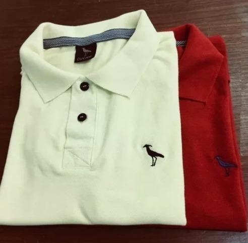 f456551e36 Kit 6 Camisas Camiseta Polo Masculina De Luxo Blusa Atacado - R  138 ...
