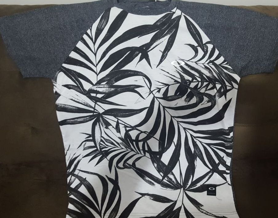 kit 6 camiseta camisa roupas masculina raglan oakley. Carregando zoom. 733c8840a79