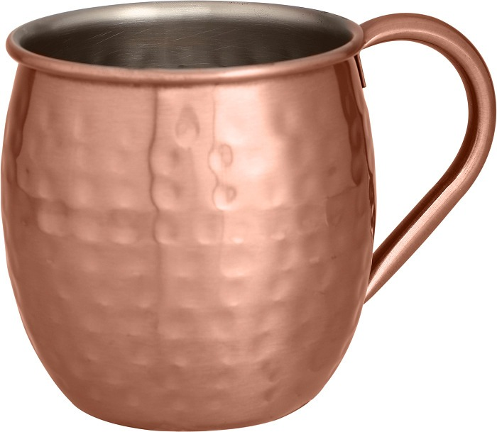 73a8a7b4f Kit 6 Caneca Drink Moscow Mule Inox 8
