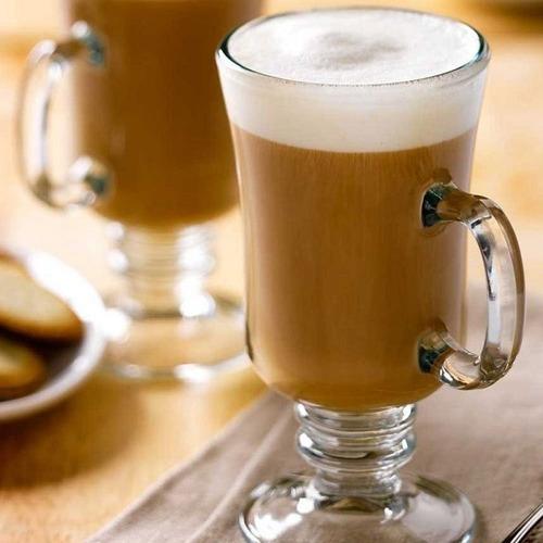 kit 6 caneca taça xícara 240 ml vidro dolce gusto nespresso