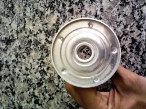 kit 6 espalhador aluminio +6 sorvetes atlas grecia super