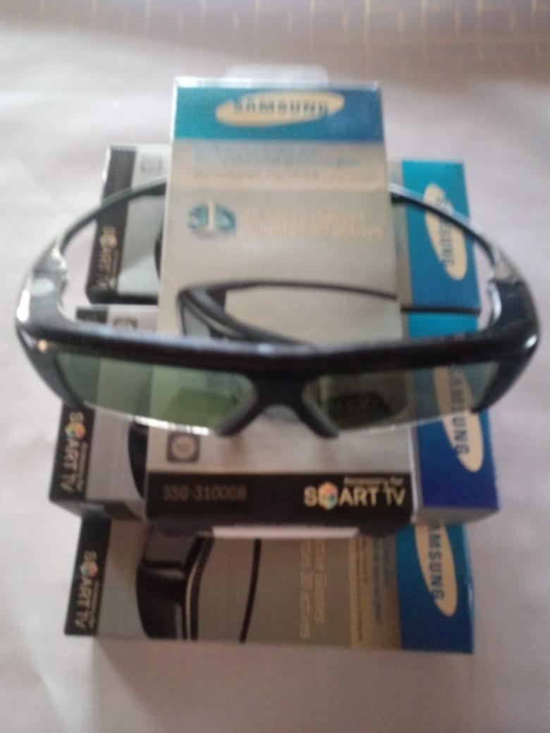 Kit 6 Óculos 3d Samsung Smart Tv Ssg-3100gb zd - R  225,00 em ... 6d0cf89d43