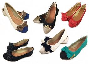 83c7c41dd9 Calçados Femininos Atacado - Sapatos no Mercado Livre Brasil