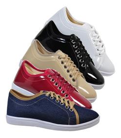 803172a1d Kit Tenis Atacado Nova Serrana Atacado - Sapatos com o Melhores Preços no  Mercado Livre Brasil