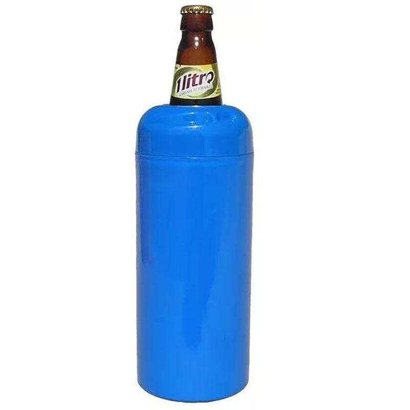 9b9950b0c7 Kit 6 Porta Garrafa Camisinha Térmica Para Cerveja Litrão - R  29
