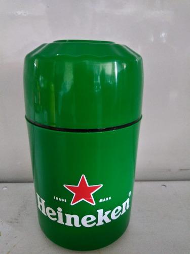 kit 6 porta litrinhos heineken