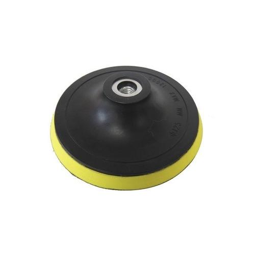 kit 6 pzs180mm.  borlas.esponjas para pulir auto(taladro)