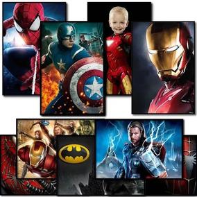 6bc0c929200d Maleta Vingadores Marvel - Casa, Móveis e Decoração no Mercado Livre ...