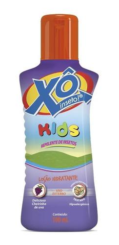 kit 6 repelente xô inseto kids - 100ml cada