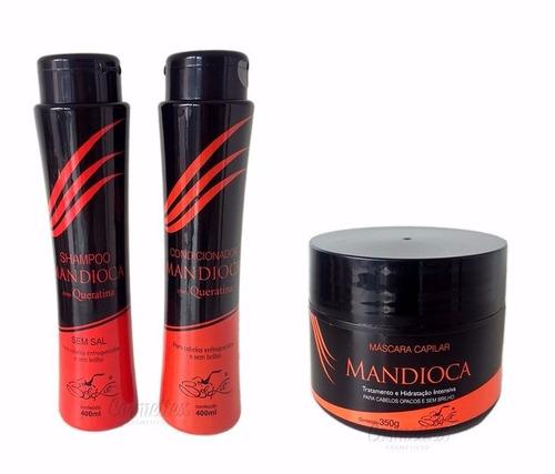 kit 6 shampoo 6 condicionador 6 máscaras belkit + brinde