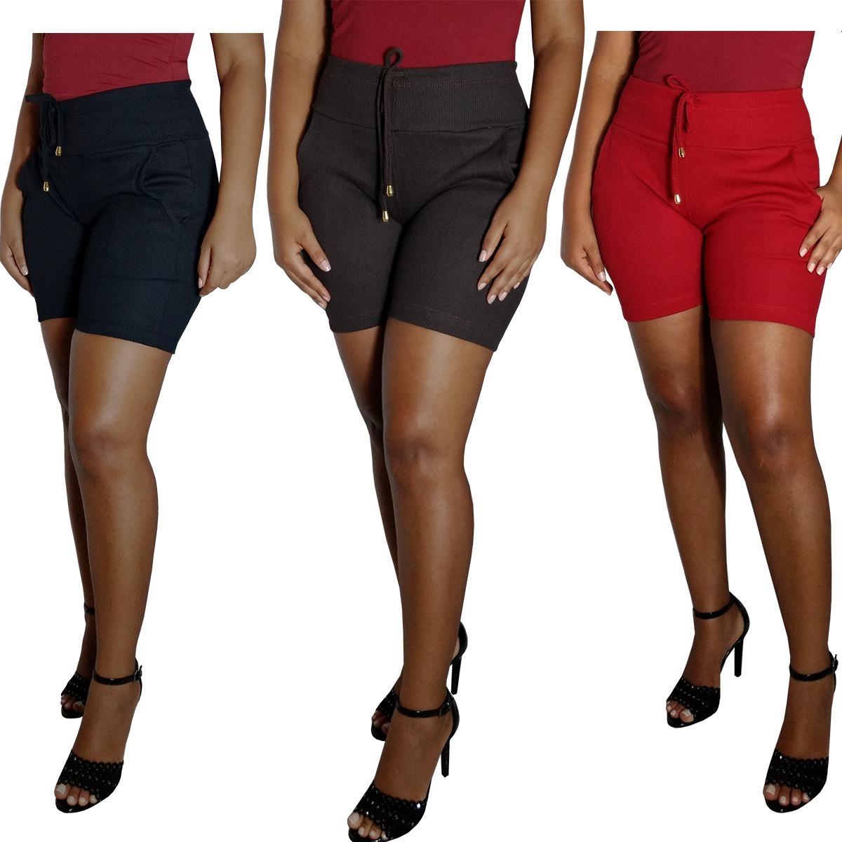 6a1b1aae7 http2.mlstatic.com/kit-6-short-feminino-ribana-ber...