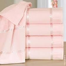 kit 6 toalhas lavabo 100% algodão caprice plus buettner