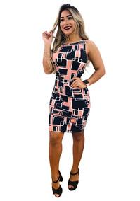d93ea6bea900 Kit De Roupas Femininas Pra Revenda - Vestidos Preto Curto com o Melhores  Preços no Mercado Livre Brasil