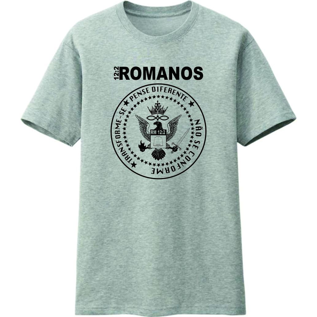 0275ca2e73 Kit 6 Unidades Camisetas Frases Cristã Gospel Evangélica