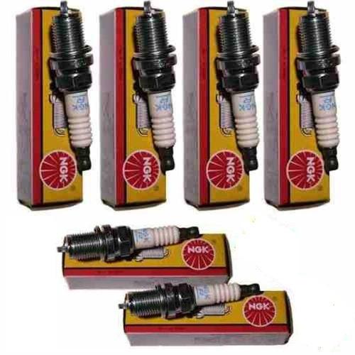 kit 6 vela ignição blazer 4.3 v6 1996 1997 1998 1999 2000