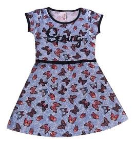 edc8443f8 Dinda Vestidos Infantis - Vestidos para Meninas Branco com o Melhores  Preços no Mercado Livre Brasil