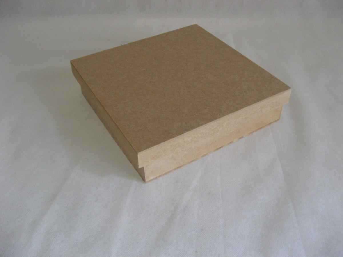 Armario Para Cozinha De Parede ~ Kit 60 Caixas 20x20x5 Mdf Cru Com 9 Divisórias Atacado R$ 329,90 em Mercado Livre