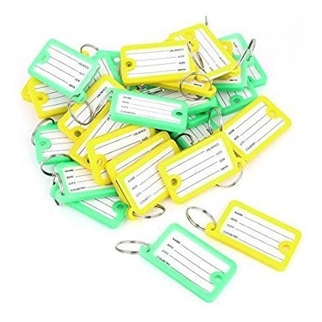 kit 60 chaveiro organizador chaves claviculario porta chaves