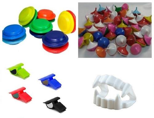 kit  630 mini brinquedos + 140 tatuagem temporária sacolinha