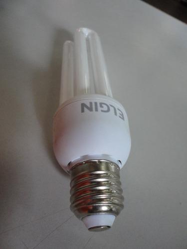 kit 6pcs lâmpada fluorescente 20w 220v bco frio