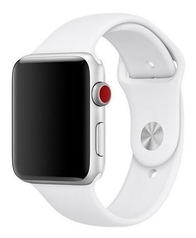 kit 6un pulseira apple watch series 1 2 3 4  38/40/42/44 mm