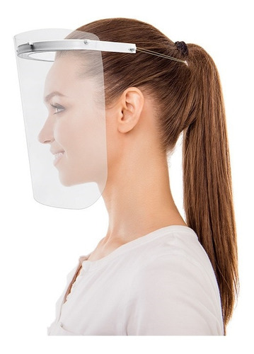kit 6x máscaras face protector by brinox 135 x 175 x 240 mm