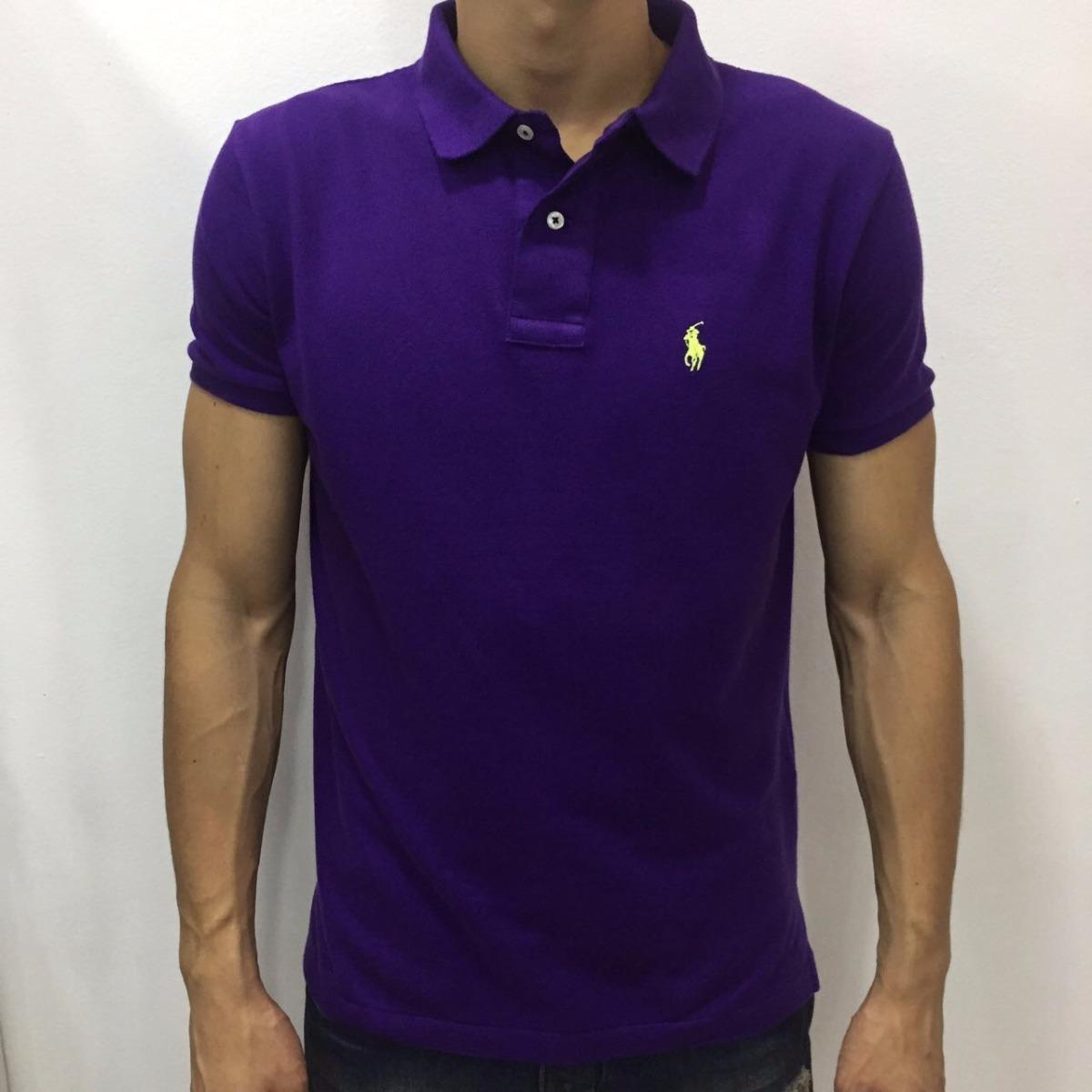 kit 7 camiseta polo ralph lauren original atacado promoção. Carregando zoom. e6f74d83dc3